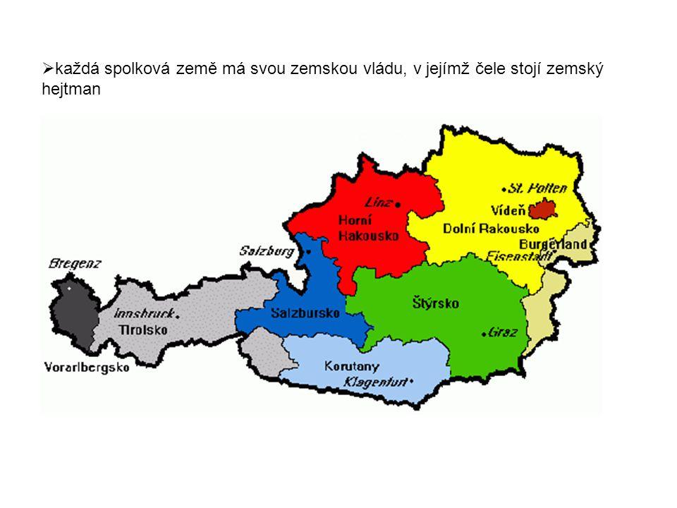 1920 říjnová ústava zakotvila režim parlamentní demokracie, významným orgánem se stala Národní rada 1292 novela ústavy, která posílila pravomoci exekutivy a spolkového prezidenta 1945 byla ve znění ústavy z roku 1929 obnovena tato ústava a platí s určitými změnami dodnes 1955 si Rakousko podpisem Státní smlouvy zajistilo suverenitu k 1.