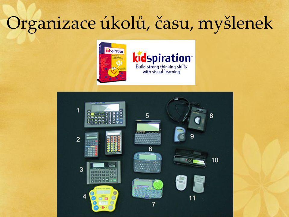 Organizace úkolů, času, myšlenek