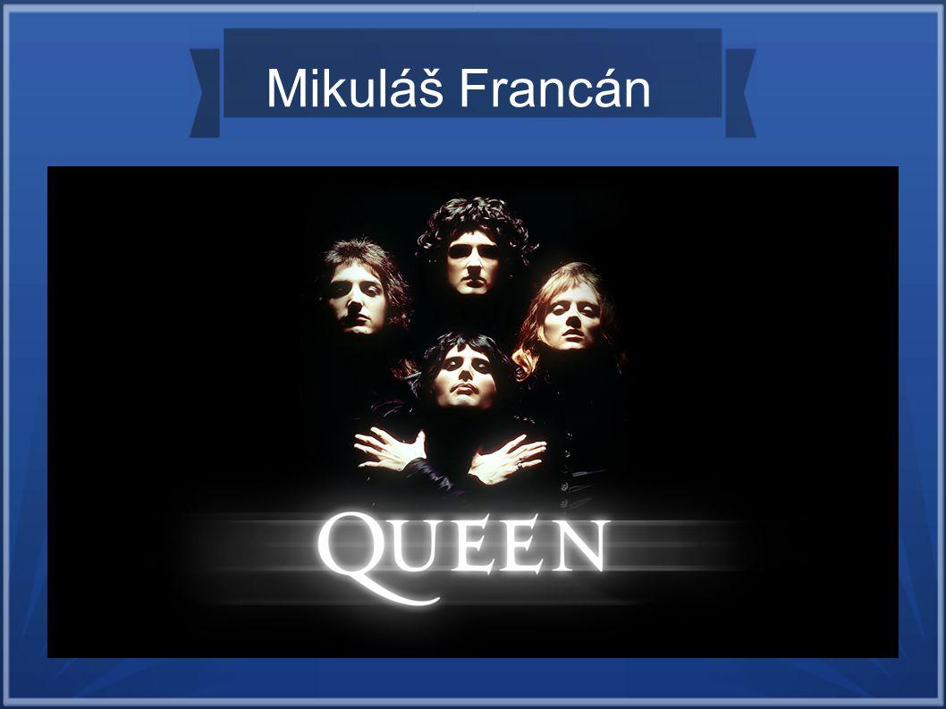 Queen je britská rocková hudební skupina, která má své počátky už v roce 1968 (tehdy začali jako trio zvané Smile).