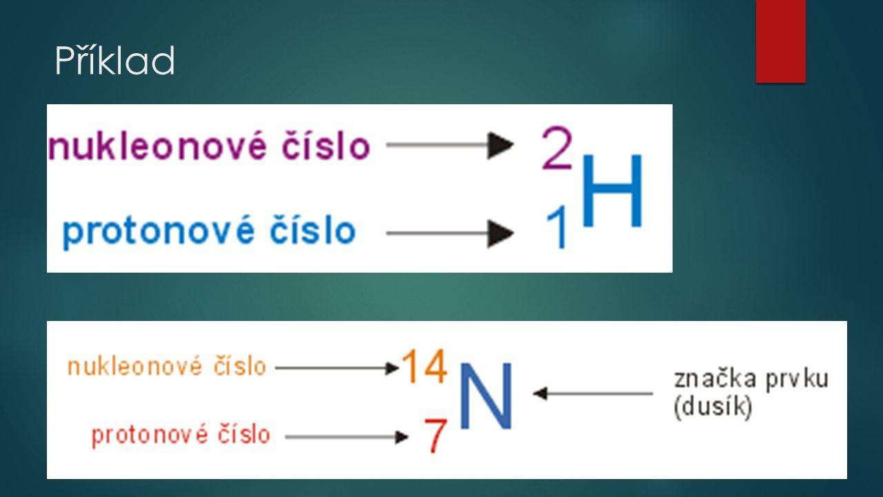 Izotopy  Lehký, těžký a supertěžký vodík H, D, T