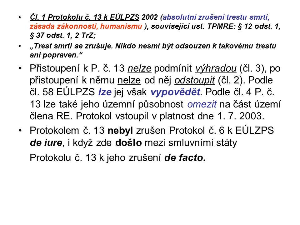 Čl.1 Protokolu č.