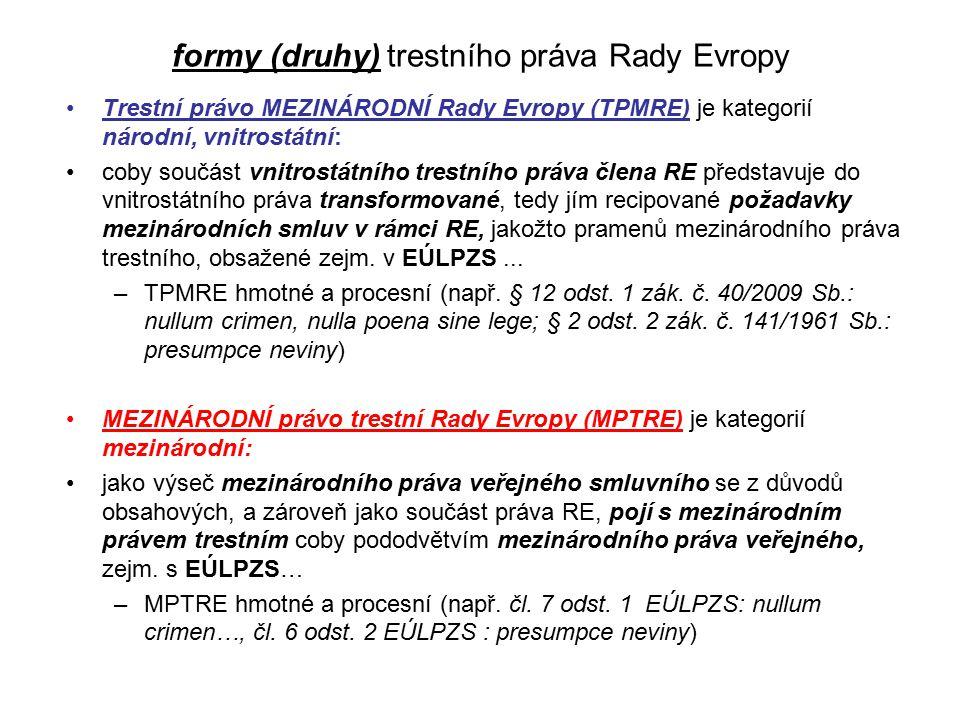 AKTUÁLNÍ JUDIKATURA: www MS ČR Husák v.Česká republika (4.