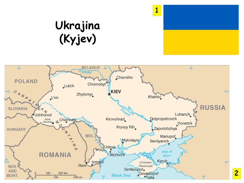 Ukrajina (Kyjev) 1 2