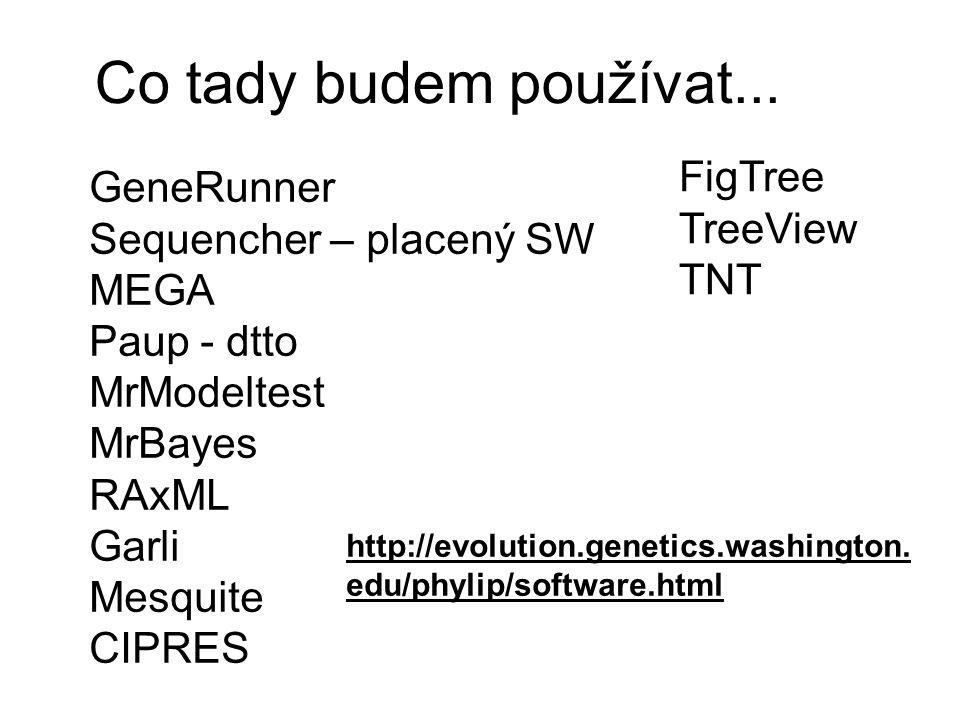 Co je molekulární biologie? Co je molekulární fylogenetika? Jsou kladistika a fylogenetika sestry?