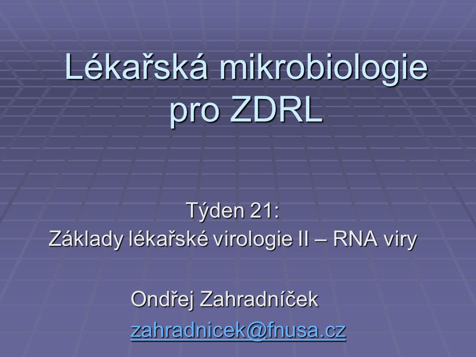 Péče o pacienty se SARS http://www.bact.wisc.edu/themicrobialworld/ViralDisease.html