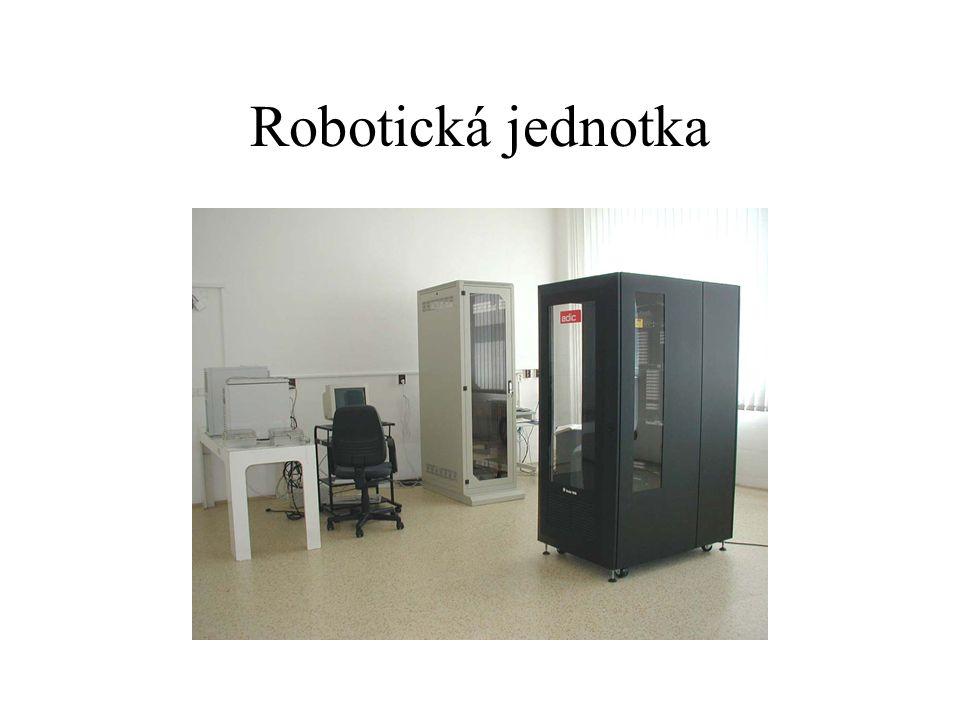 Robotická jednotka