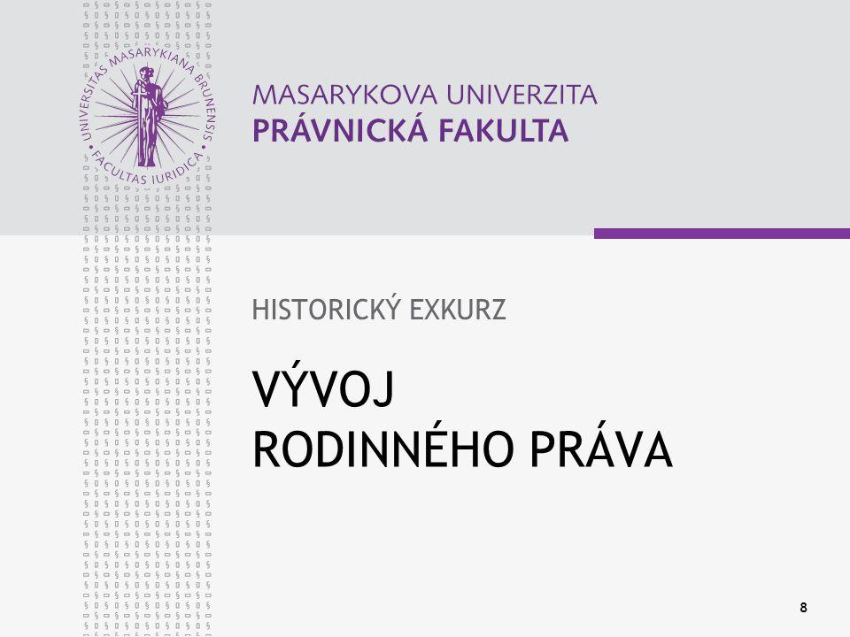 www.law.muni.cz 9 První republika Z.č.