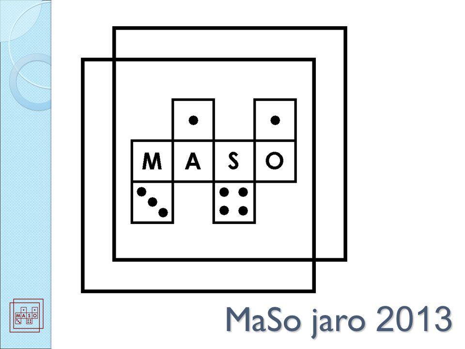 O soutěži MaSo Co je to MaSo.