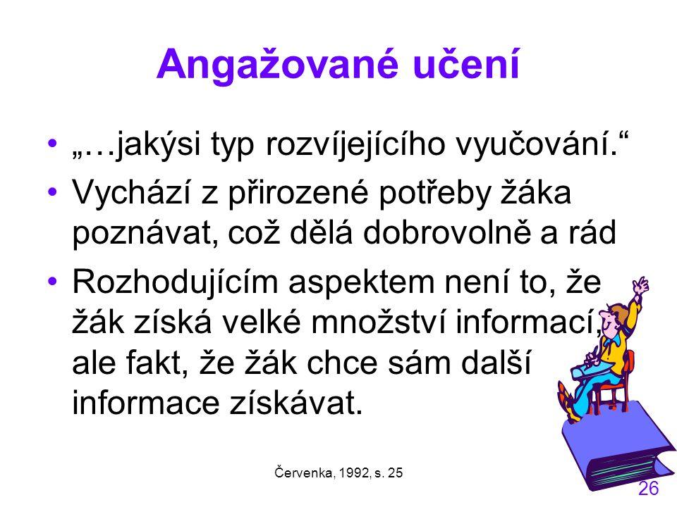 Červenka, 1992, s.