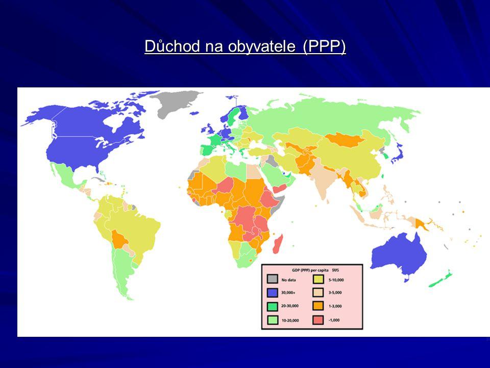 Důchod na obyvatele (PPP)