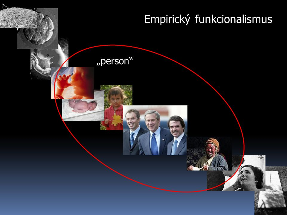 "Empirický funkcionalismus ""person"