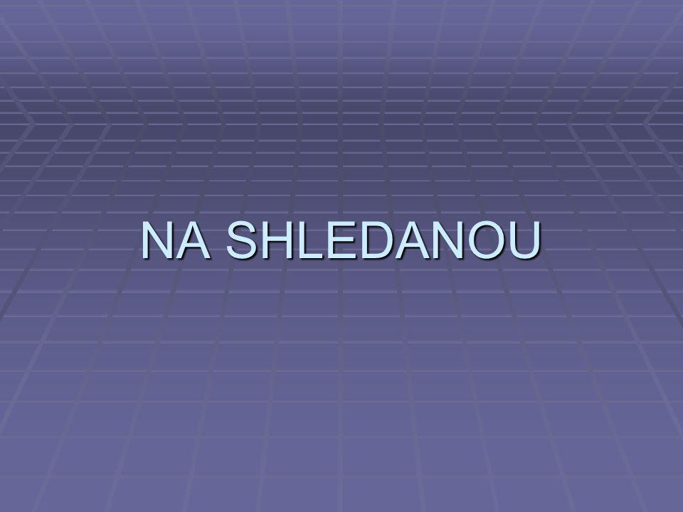 NA SHLEDANOU