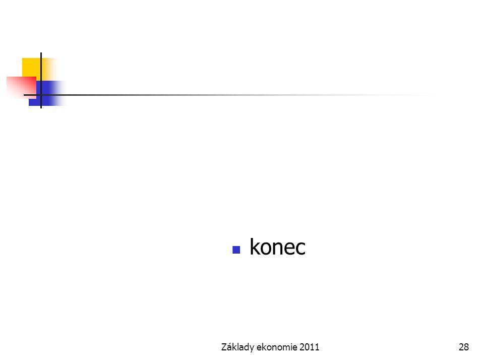 Základy ekonomie 201128 konec