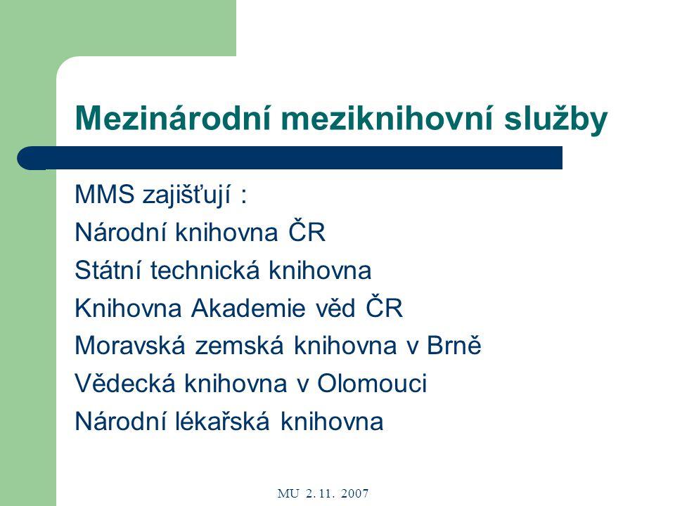 MU 2. 11.