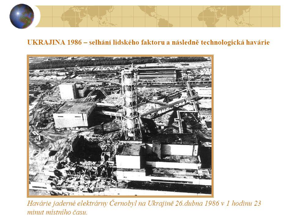 INDIE 1984 – technická závada na zařízení provozovaném USA 3.