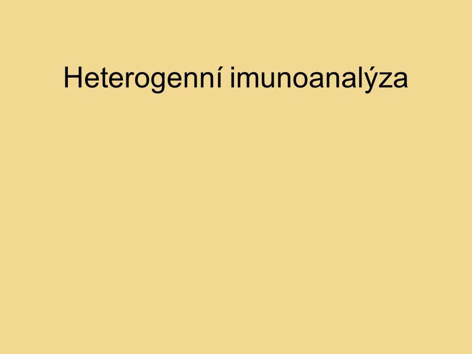 Heterogenní imunoanalýza