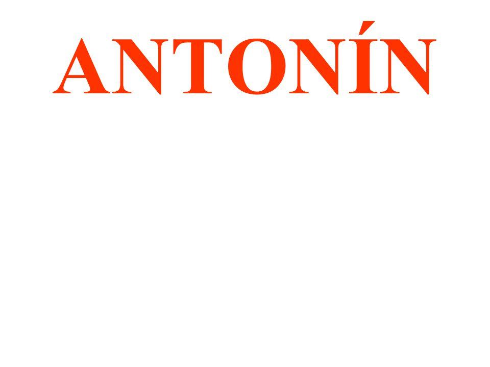 ANTONÍN