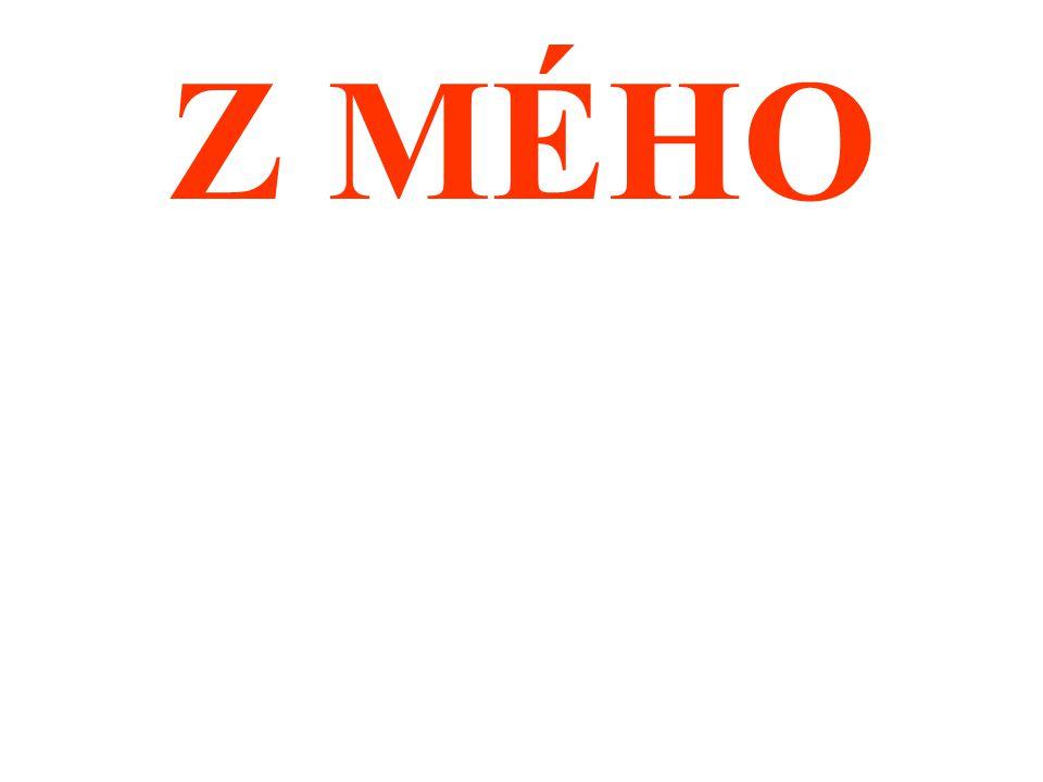 Z MÉHO