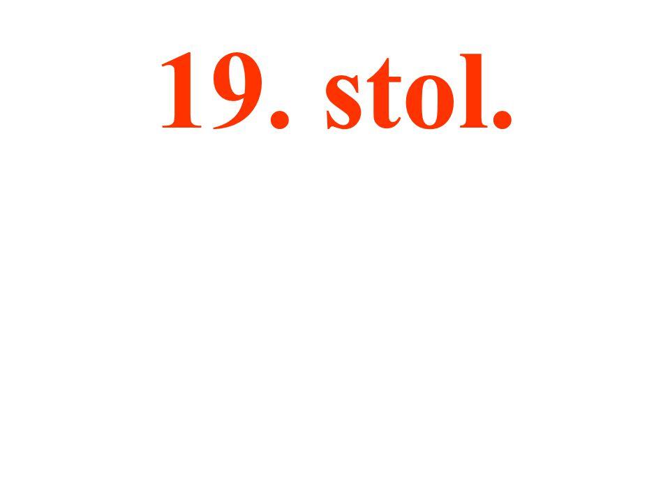19. stol.