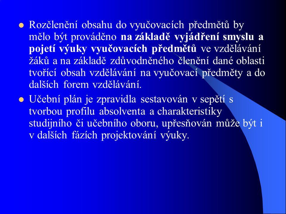 Kompetence jsou v RVP pro SOV děleny na občanské, klíčové a odborné.