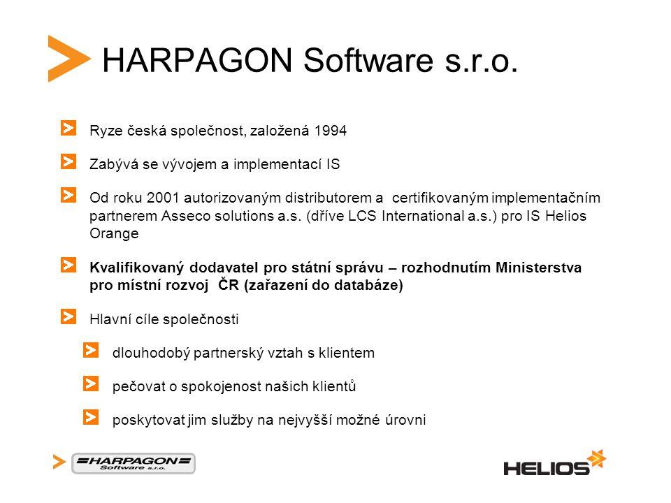 HARPAGON Software s.r.o.