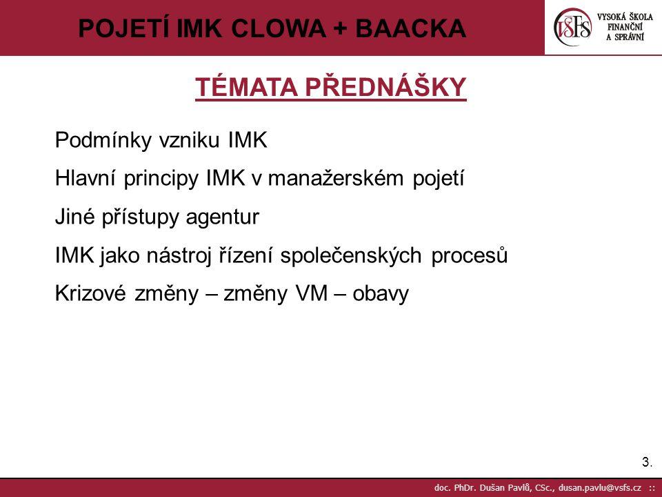 14.doc. PhDr.
