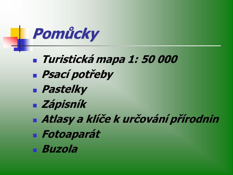 Úkoly před terénním cvičením 1.Zjisti autobusové a vlakové spojení z místa školy do Libošovic.