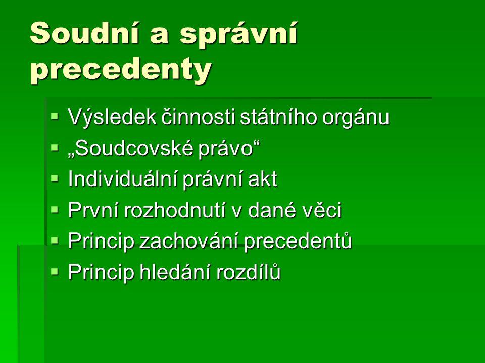 Nálezy Ústavního soudu  Ústava ČR  Zákon č.