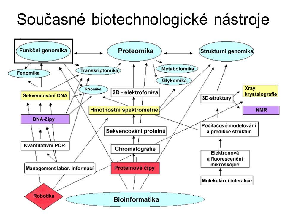 Mezi hlavní oblasti zájmu bioinformatiky patří studium širokého rozmezí biologických dat, zejména –sekvencí nukleových kyselin –sekvencí proteinů –genů a genových map –expresních profilů –organizace genomů –interakce proteinů –mechanizmy fyziologických funkcí
