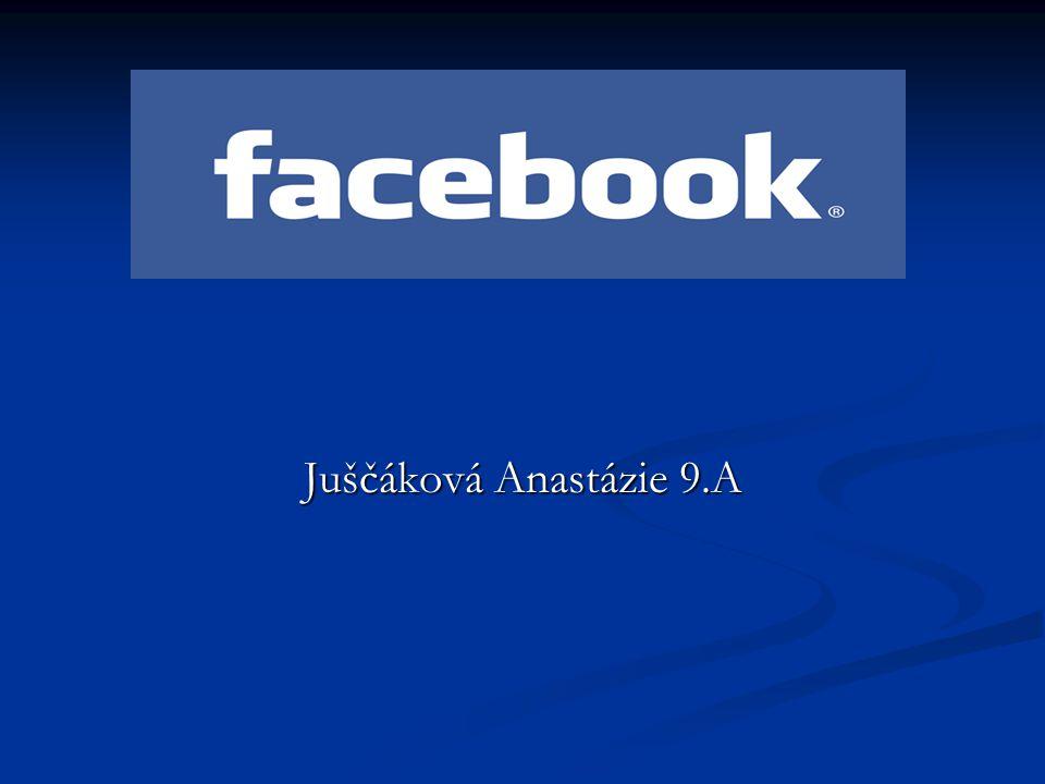 Juščáková Anastázie 9.A