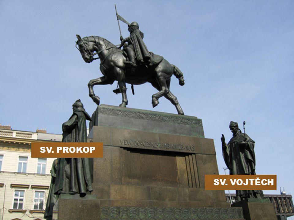 SV. VOJTĚCH SV. PROKOP