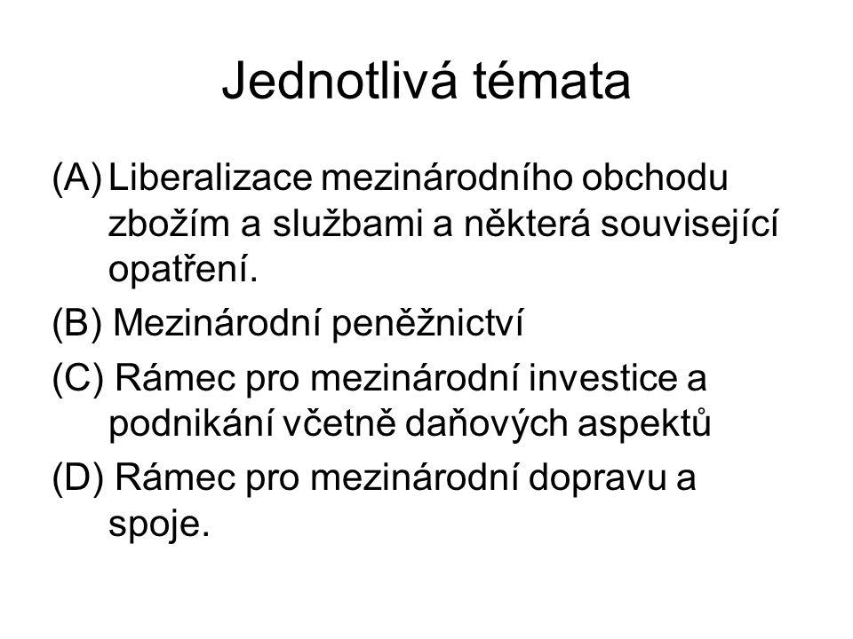 Zdroje informací Česká obecná učebnice Balaš V., Šturma P., Kurs mezinárodního ekonomického práva, 1.vydání, C.H.Beck, 1997, Praha.