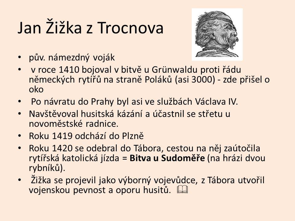 Jan Žižka z Trocnova pův.