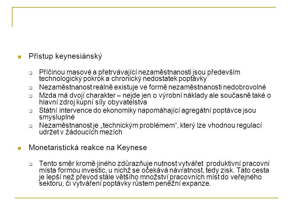 teorie efektivnostních mezd (Chytilová., J.: http://ies.fsv.cuni.cz/storage/user/130_2004_2005_individualne_studijne_plan.doc)http://ies.fsv.cuni.cz/storage/user/130_2004_2005_individualne_studijne_plan.doc Mzda je pro zaměstnavatele především nástrojem, jak konkrétního zaměstnance motivovat k lepším pracovním výsledkům.