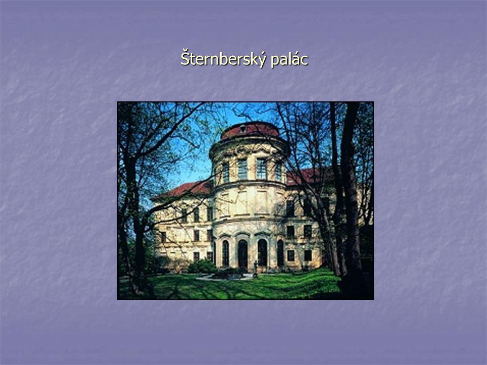 Šternberský palác