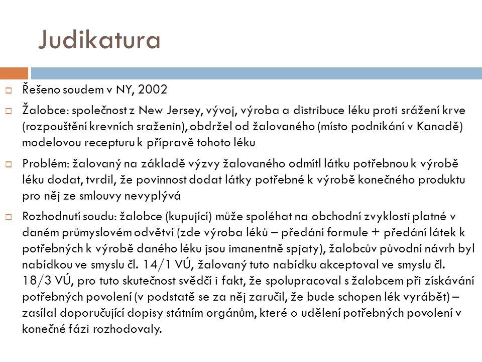 Doba dodání  obchody dodací  obchody promptní  obchody fixní  Čl.