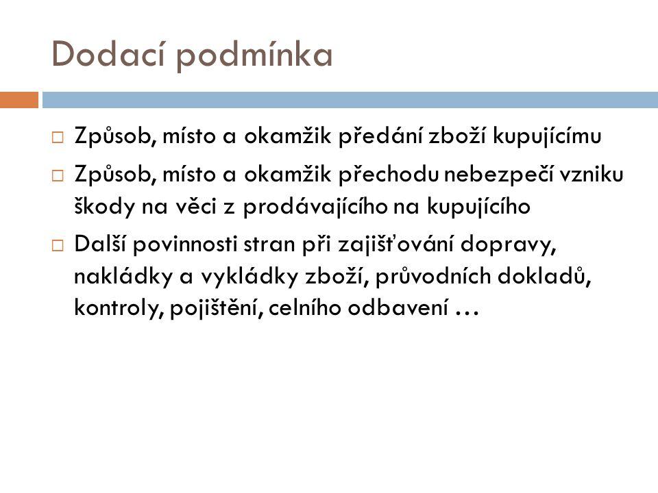 Právní vady  Čl.
