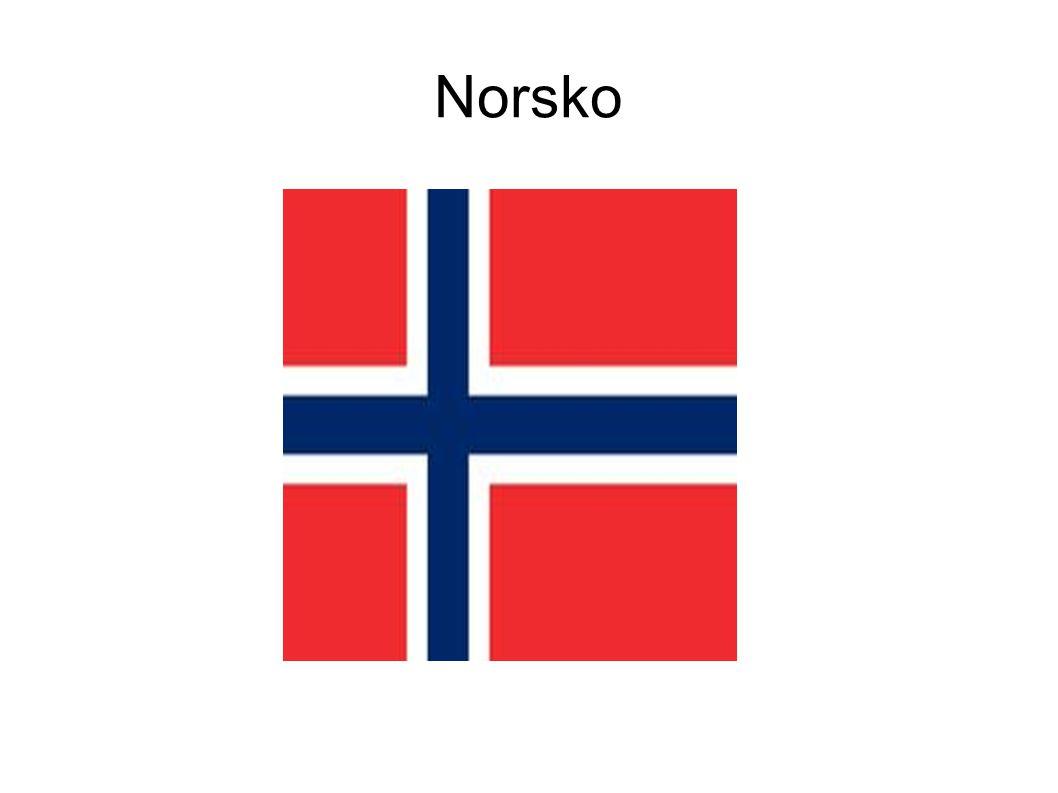 Něco o Norsku Norsko je je velice řídce osídleno.