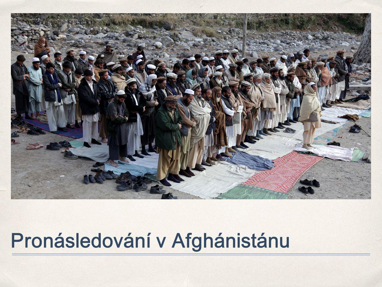 Pronásledování v Afghánistánu