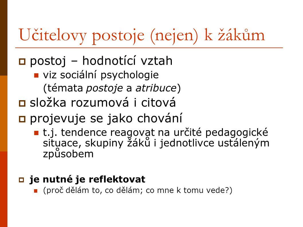 LITERATURA K DALŠÍMU STUDIU  MAREŠ, J., KŘIVOHLAVÝ, J.