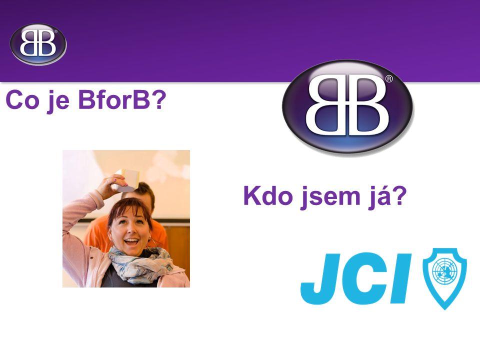 Co je BforB Kdo jsem já