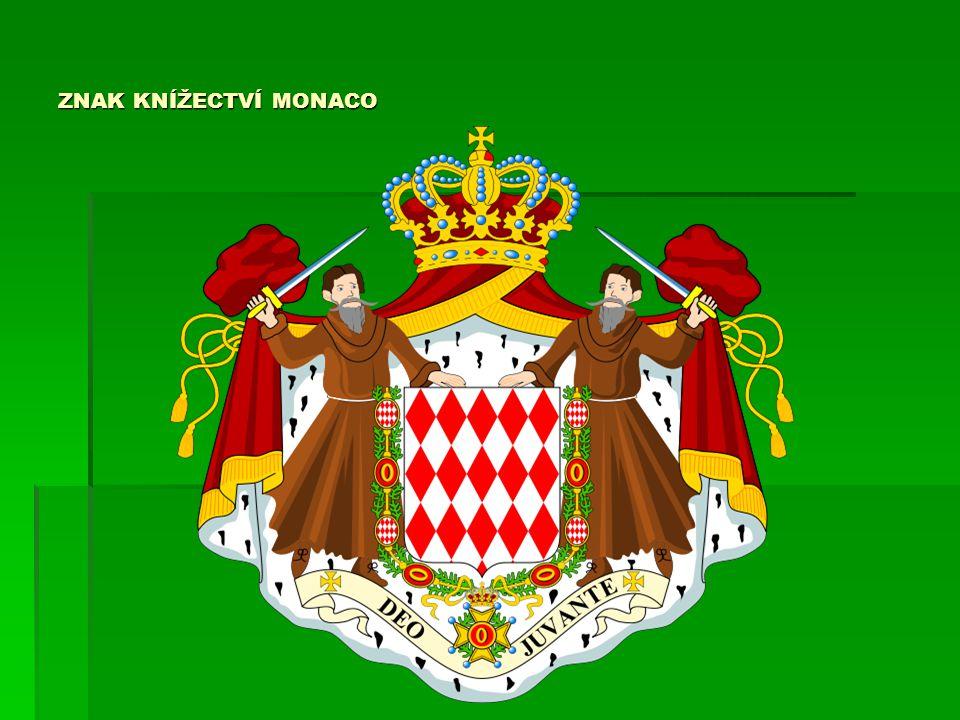 Hlavní město Monaco je městský stát.Skládá se z jediného města.
