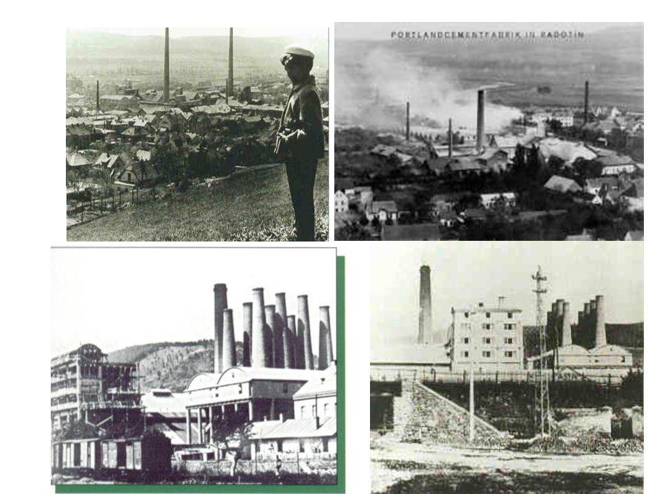 Údolí cementárny včera a dnes