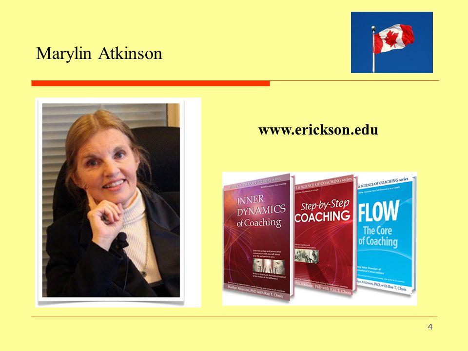 4 Marylin Atkinson www.erickson.edu