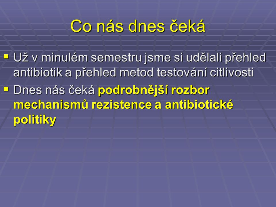 Selekce rezistentních kmenů www.answers.com/topic/ antibiotic-resistance-gif.