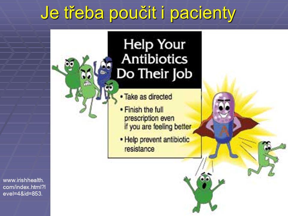 Je třeba poučit i pacienty www.irishhealth. com/index.html?l evel=4&id=853.