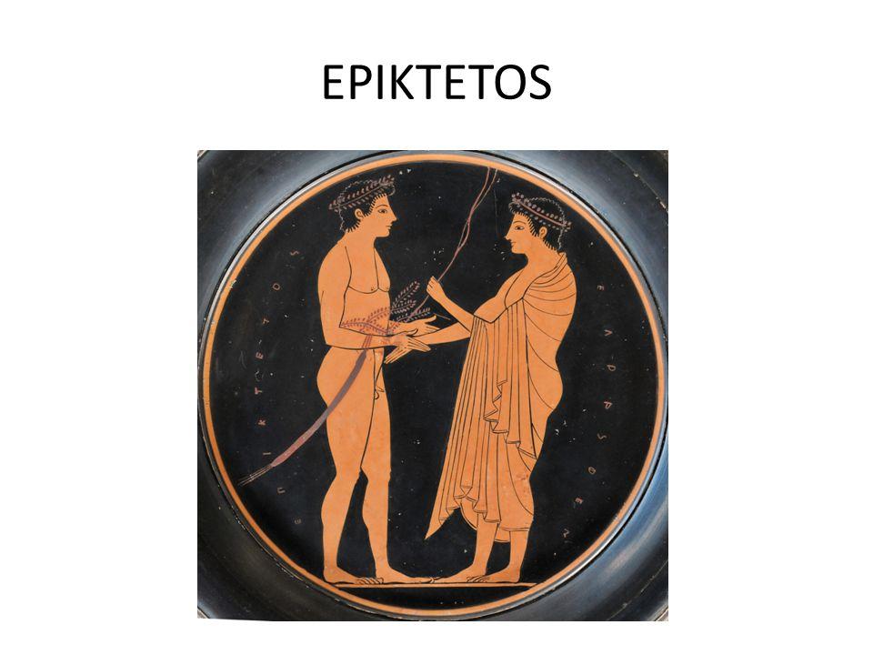 Stoické pojetí ctnosti Po stoiky je nejvyšším dobrem a smyslem života CTNOST