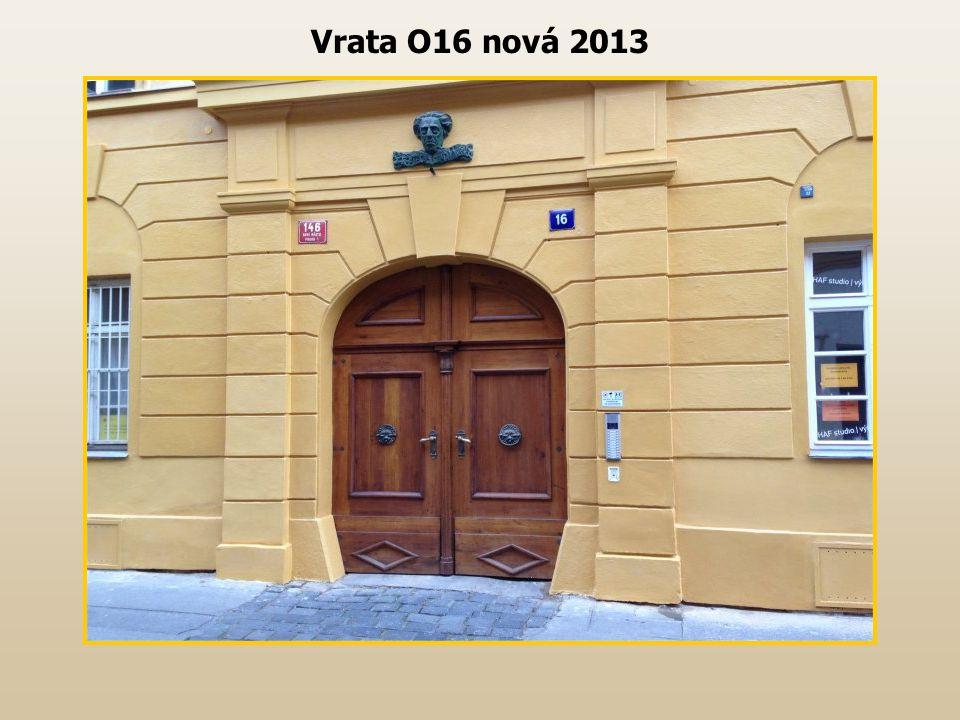Vrata O16 nová 2013