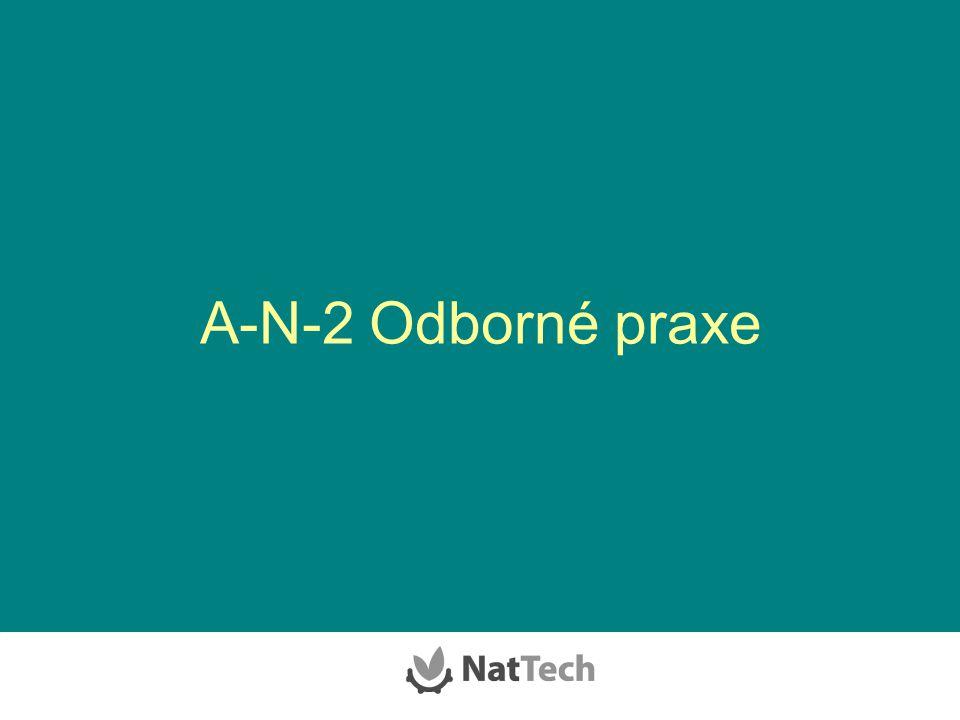 A-N-2 Odborné praxe