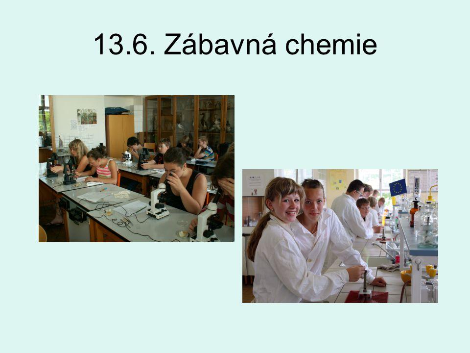 13.6. Zábavná chemie